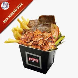 Mix Kebab Box