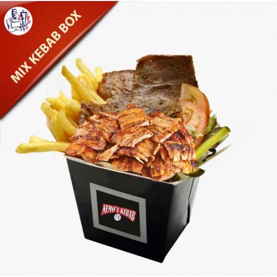 Mix Kebab Box
